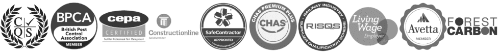 Contego's Accreditations as of March 2021